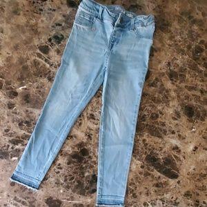Girls size 6X Jean's